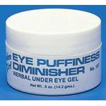 Eye Puffiness Diminisher  .5 ounce jar