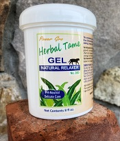 Herbal Tame Natural Hair Relaxer 8oz Gel
