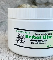 Herbal Lite, for Hair and Scalp 12oz