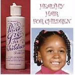 CHILDREN'S POWER GRO SHAMPOO  8 oz.