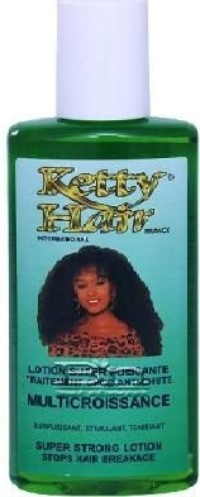 Ketty Hair Super-Strong Multi-Vitamin Lotion 5.1 oz