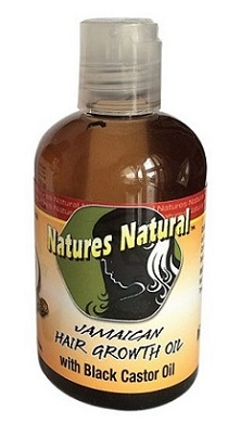 Nature's Natural Jamaican Hair Growth Oil