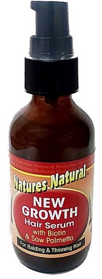 Nature's Natural New Growth Hair Serum