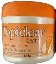 Topiclear Carrot Skin Tone Cream
