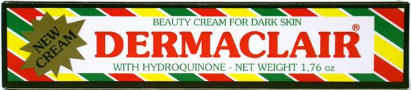 Dermaclair Beauty Cream for Dark Skin