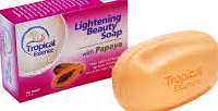 Tropical Essence Lightening Beauty Soap with PAPAYA