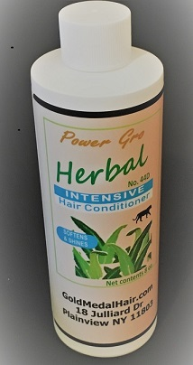 Power Gro Intensive Herbal Conditioner 8oz
