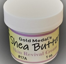 Natures Kiss Shea Butter Skin Revival for face and body