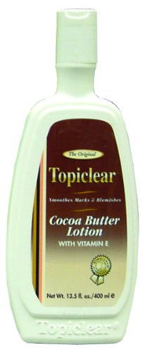 Topiclear Cocoa Butter Lotion 13.5 oz