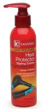Fantasia HEAT PROTECTOR Styling Cream 6oz