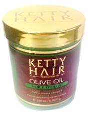 Ketty Hair Olive Oil Hair Food 6.78 oz