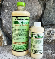 Power Gro Silk Action Leave-In Conditioner 4oz