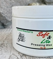 Power Gro Soft and Light Pressing Wax