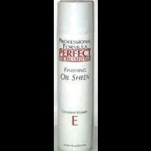 Professional Formula Finishing Oil Sheen Spray  10oz